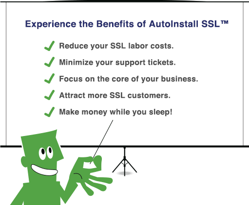 Benefits of AutoInstall SSL